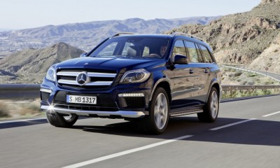 2013 Mercedes-Benz GL Class Photos