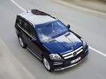 2013 Mercedes-Benz GL Class