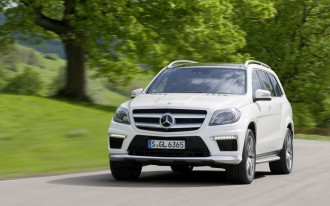 2013 Mercedes-Benz GL63 AMG Makes Debut