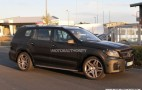 2013 Mercedes-Benz GL63 AMG Spy Shots