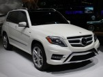 2013 Mercedes-Benz GLK Class, 2012 New York Auto Show