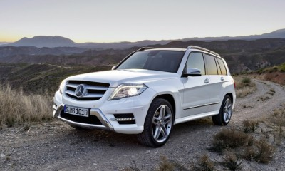 2013 Mercedes-Benz GLK Class Photos