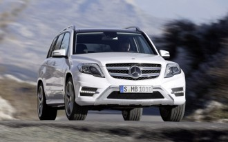 2013 Mercedes-Benz GLK Preview