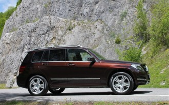 2013 Mercedes-Benz GLK Class: First Drive
