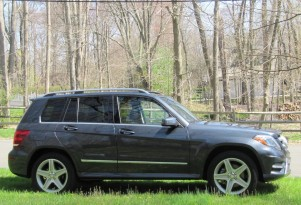 2013 Mercedes-Benz GLK 250 BlueTEC: Fuel Efficiency Drive Report