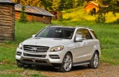 2013 Mercedes-Benz M Class Photos