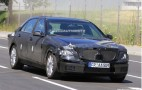 Report: 2013 Mercedes-Benz S-Class Will Feature Radical Interior