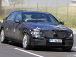 2013 Mercedes-Benz S-Class spy shots
