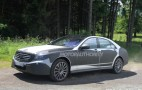 2014 Mercedes-Benz S Class Spy Video
