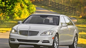 2013 Mercedes-Benz S350 BlueTec 4Matic