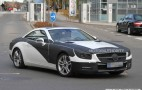 2013 Mercedes-Benz SL-Class Spy Shots