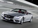 2013 Mercedes-Benz SL Class 2-Door Roadster SL65 AMG