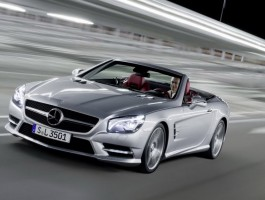 2013 Mercedes-Benz SL-Class