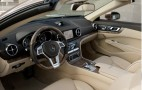 Mercedes Explains The Design Of The 2013 SL Class Interior: Video