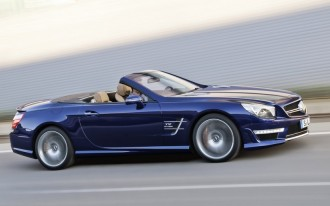 2013 Mercedes SL65 AMG, Lucky Nissan GT-R, Chevy Colorado: Today's Car News