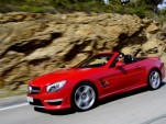 2013 Mercedes-Benz SL63 AMG