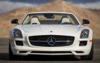 2013 Mercedes-Benz SLS AMG GT Roadster: Joy Ride
