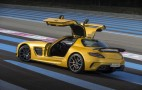 Mercedes-Benz Will Replace The SLS AMG, Just Not Right Away