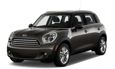 2013 MINI Cooper Countryman Photos