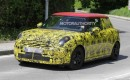 2013 MINI Cooper spy shots