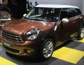 2013 MINI Paceman, 2012 Paris Auto Show
