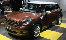 2013 MINI Cooper Paceman Photos