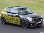 2013 MINI Paceman S spy shots