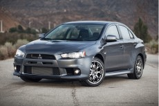 2013 Mitsubishi Lancer Evolution MR Touring