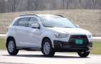 2013 Mitsubishi Outlander Sport Spy Shots
