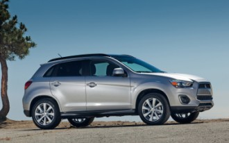 2013 Mitsubishi Outlander Sport Recalled Over Potential Suspension Issue