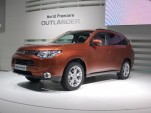 2013 Mitsubishi Outlander: Live Photos From Geneva Motor Show