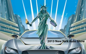 2013 New York Auto Show Preview
