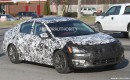 2013 Nissan Altima spy shots