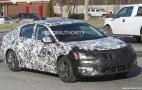 2013 Nissan Altima Spy Shots