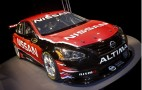 Nissan Altima V8 Supercars Race Car Revealed