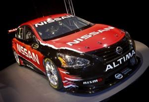 2013 Nissan Altima V8 Supercars race car