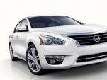 2013 Nissan Altima Promises Up To 38 MPG Highway Fuel Economy