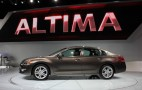 2013 Nissan Altima Live Photos: 2012 New York Auto Show