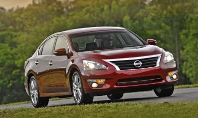 2013 Nissan Altima Photos