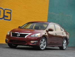 2013 Nissan Altima 3.5SL