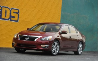 2015 Nissan Altima Priced At $23,110