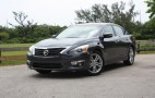 2012-2013 Nissan Altima Recall Issued For Suspension Woes