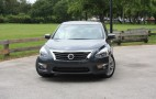 2013 Nissan Altima Gets Five-Star NCAP Crash-Test Rating