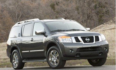 2013 Nissan Armada Photos
