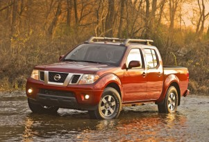 2012-2014 Nissan Frontier Recalled For Wiring Harness Trouble