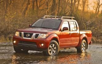 2013 Nissan Frontier: Familiar Look, Higher MPG, More Tech Inside