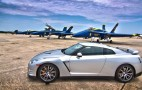 Nissan Consults With Blue Angels On Sports Car Development: Video