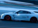 2013 Nissan GT-R (Club Track Edition) entering Nrburgring 24 Hours