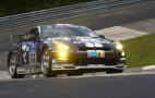 2013 Nissan GT-R Wins Class, Comes 30th Overall In Nürburgring 24 Hours