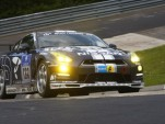 2013 Nissan GT-R (Club Track Edition) in the Nrburgring 24 Hours
